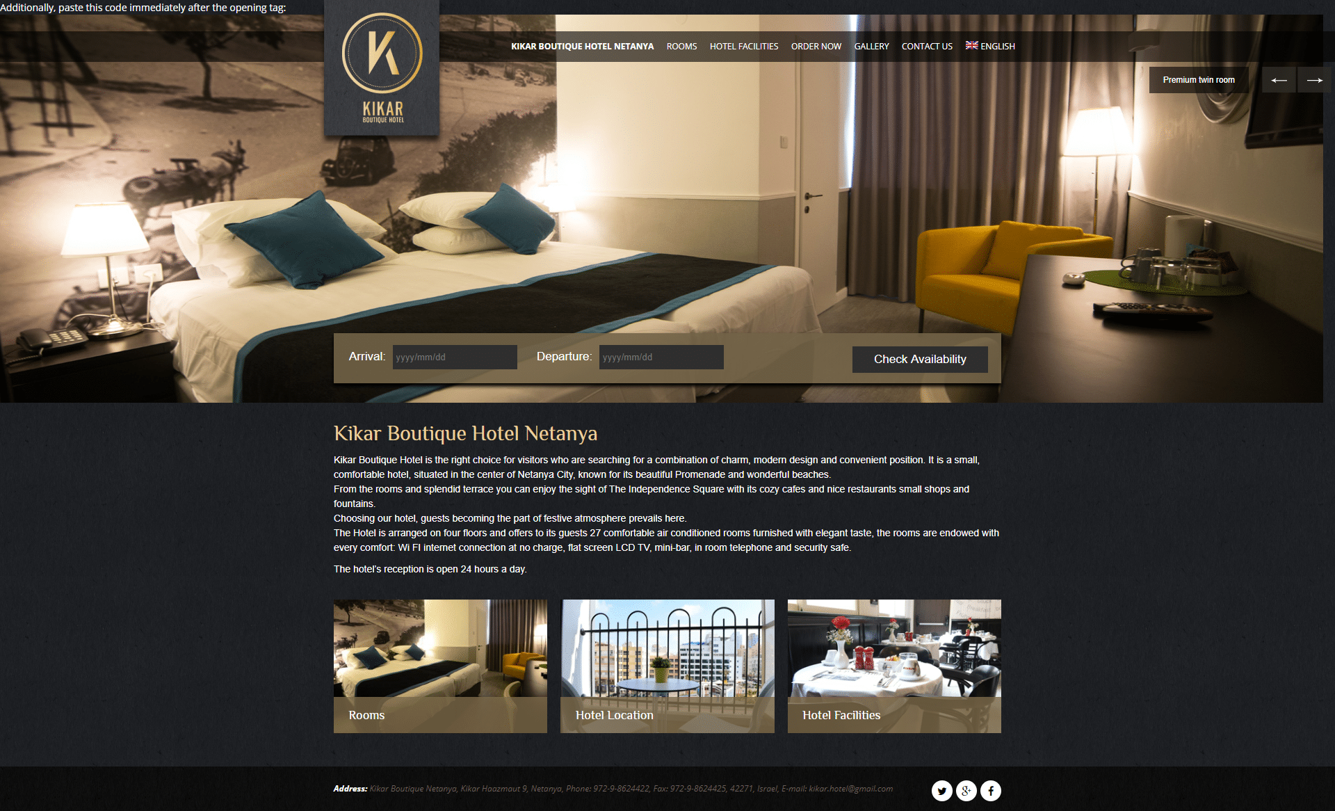 1kikarhotel.com