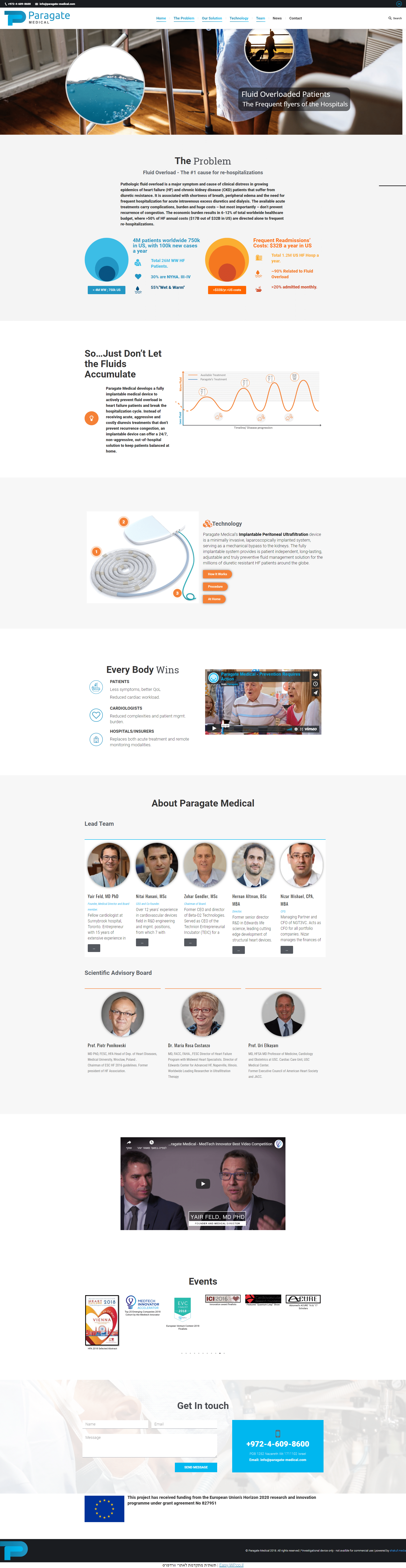 1paragate-medical.com