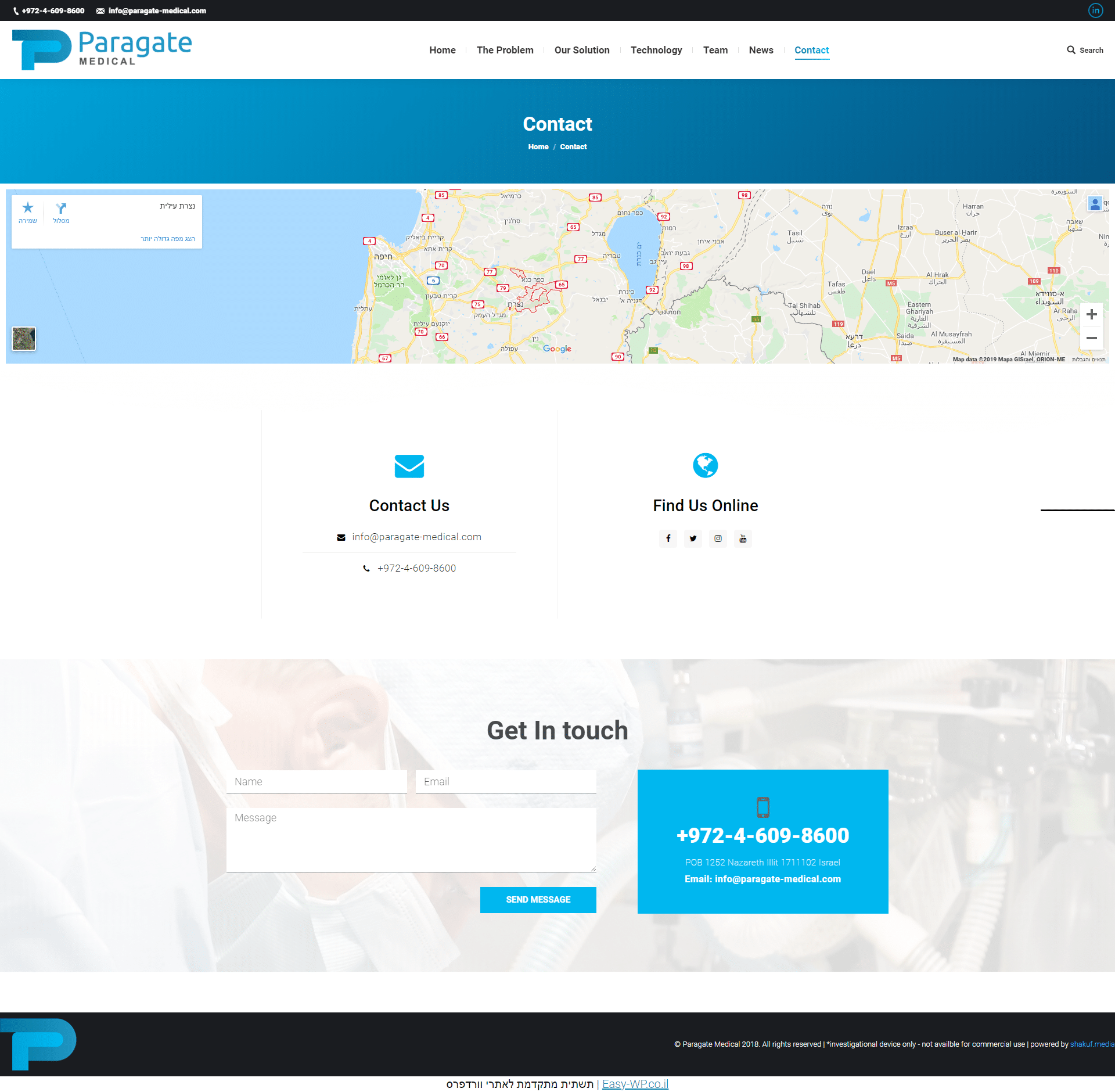 2paragate-medical.com