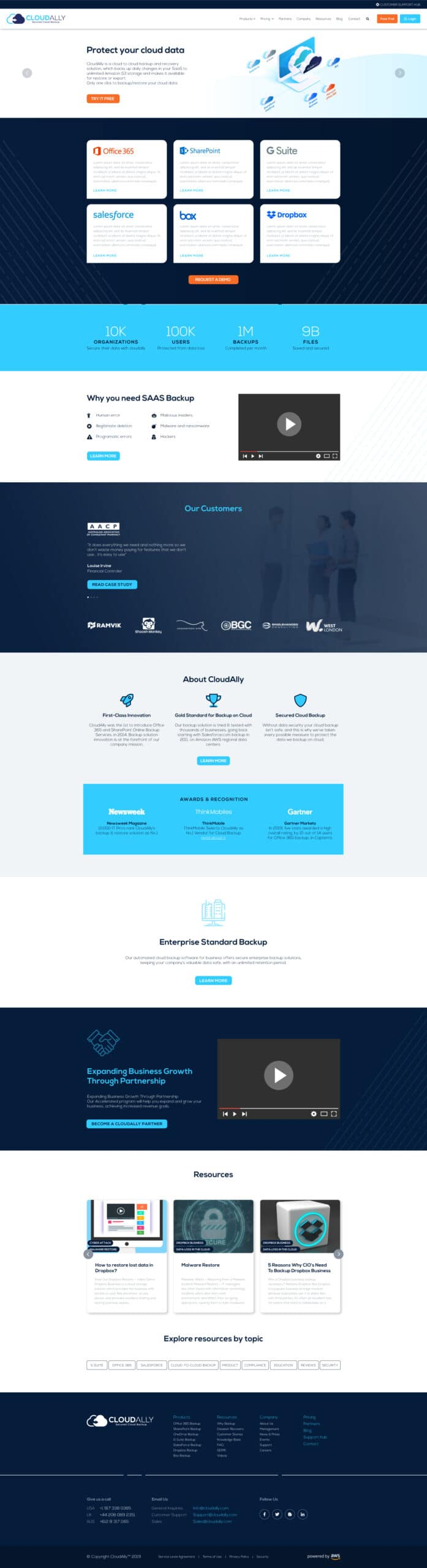 Cloudally_Homepage_v12